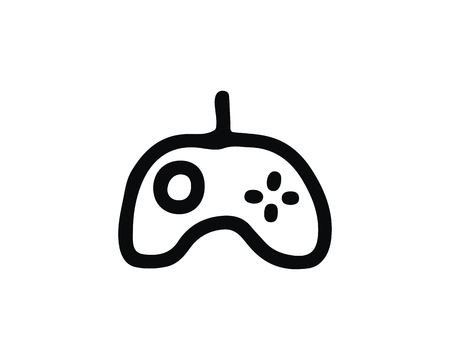 game icon design illustration,hand drawn style design, designed for web and app