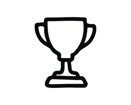 cup icon design illustration,hand drawn style design, designed for web and app