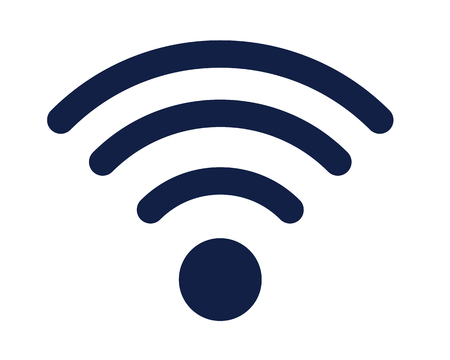 wifi glyph icon , designed for web and app