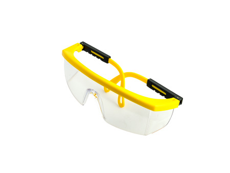 eye protectors: Transparent working eyes protector