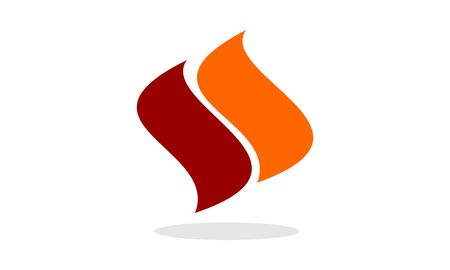 Flame icon design