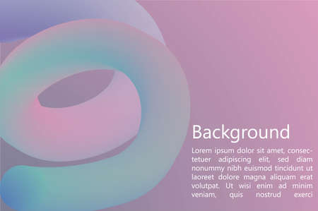 Fluid gradient Blend. Gradient Background. Awesome Colorful Background. Editable Vector. EPS10