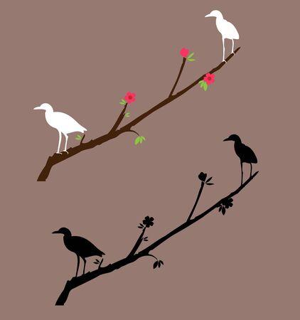 wall decal: Birds Decorative Decal
