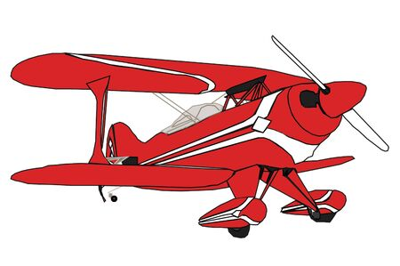 Red Aiplane