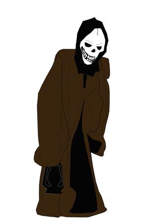 Death Illustration