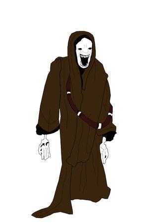 Monster Illustration Ilustrace
