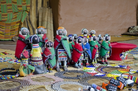 Ndebele Dolls for sale photo