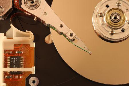 internals: Internals of a hard disk