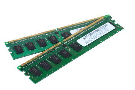 ordinateur: 2 pieces of 512 MB RAM