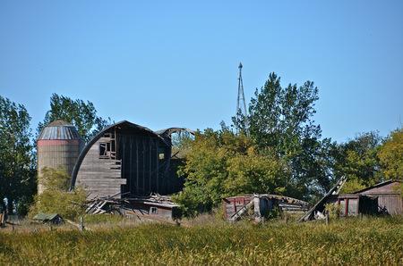 Farmstead in Ruins