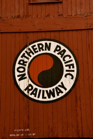 WEST FARGO, NORTH DAKOTA, August 17, 2108: The Northern Pacific Railway started in 1870, became Burlington Northern and today is BNSF Editorial