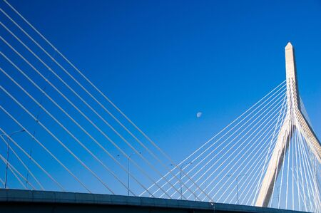 ma: Leonard P. Zakim (Bunker Hill) Bridge, Boston, MA