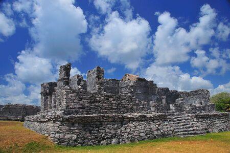 Mayan Ruins at Tulum, Yucatan Peninsula, Mexico #2