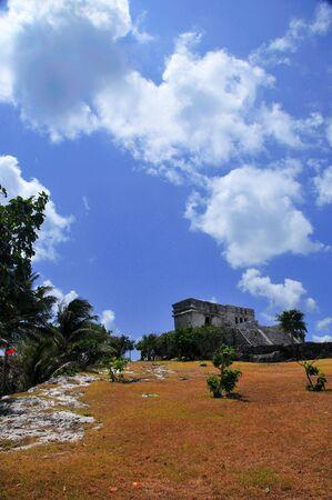 Mayan Ruins at Tulum, Yucatan Peninsula, Mexico #1