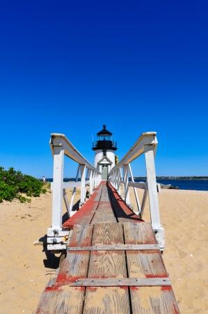 massachussets: Brant Point Light  2, Nantucket, Massachussets