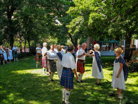 fling: Celebrating Canada Day in Toronto Editorial