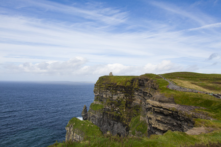 moher: Cliffs of Moher, County Claree, Ireland