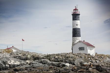 Race Rocks Lighthouse, British Columbia
