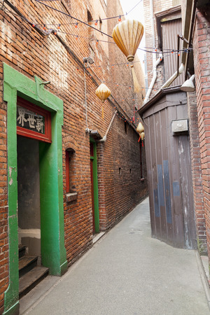 Fan Tan Alley, Victoria, Vancouver Island Sajtókép