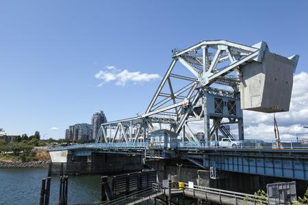 Johnson Street Bridge, Victoria, British Columbia