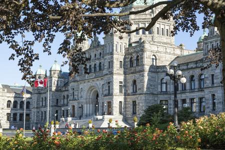 Legislature Building, Victoria, British Columbia, Editorial