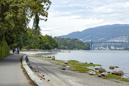 stanley: Stanley Park, Vancouver, British Columbia