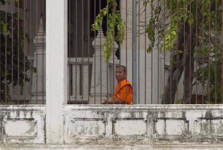 Buddhist Monk - Thailand