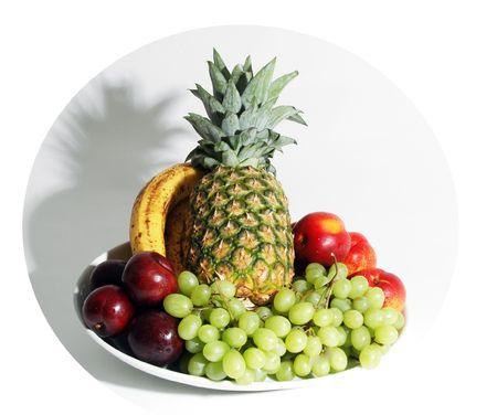 フルーツの盛り合わせ 1