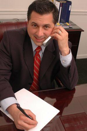trustworthy: trustworthy business person 583 Stock Photo