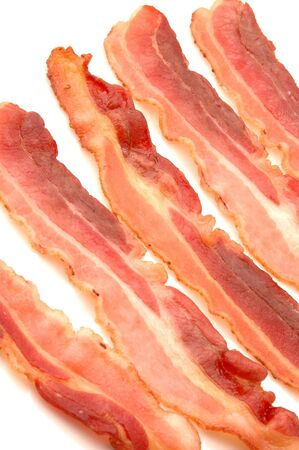 bacon strips 516 Stock Photo