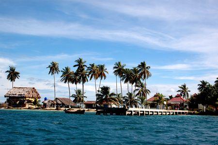 island paradise 951 Stock Photo