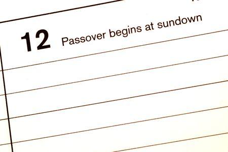 blotter: calendar blotter passover space for  copy