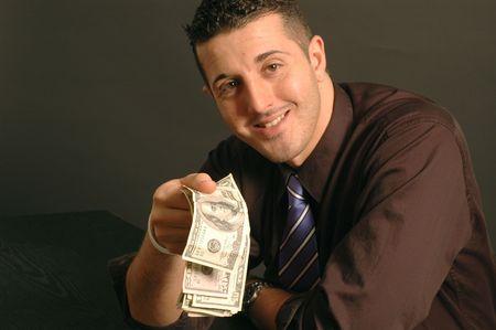 model released: easy money model released smile 2469