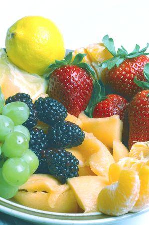 fruit salad healthy photo