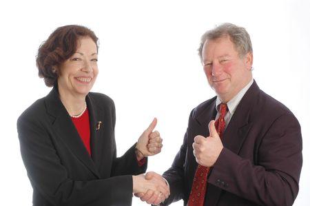 exuberant: positive deal