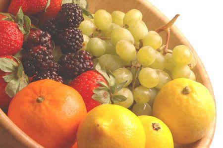 delicious fresh fruit photo