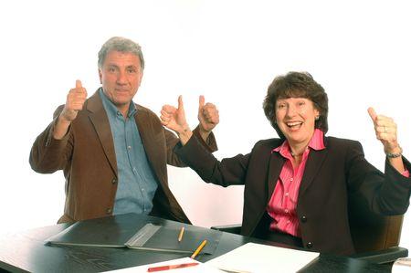 elated: elated business partners