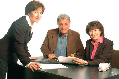 elated: corporate team