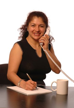 formosa: successo Hispanic Business Woman