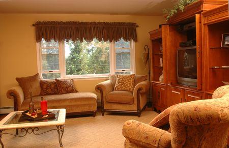 comfortable living room Stock Photo - 424745