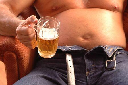 potbelly: beer belly gut