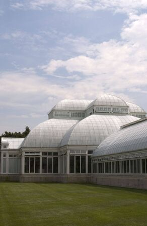 conservatory: classic conservatory green house