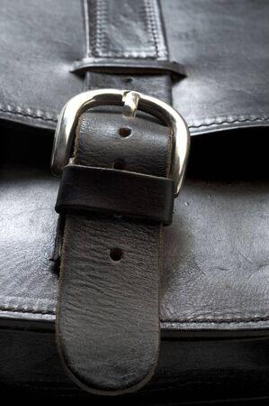 beautiful leather hand made quality european bag detail Reklamní fotografie - 567064
