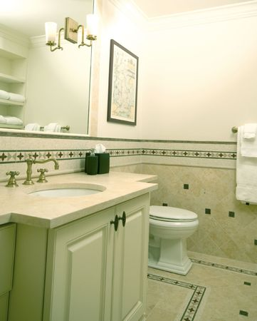 custom bathroom tile work toilet expensive quality house