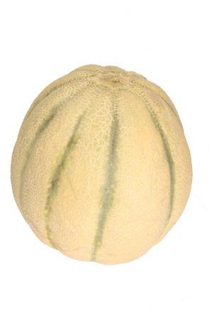 an italian tuscan melon similar to a cantaloupe Banco de Imagens - 756789