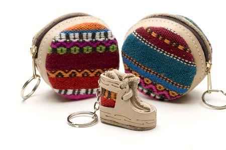 key chain souvenirs hand made el salvador central america photo
