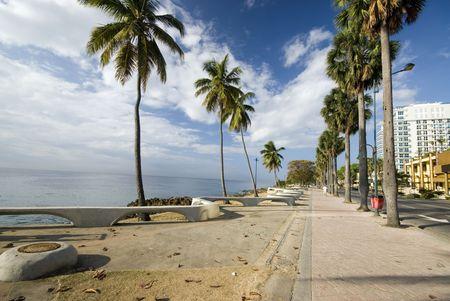 the malecon boulevard santo domingo dominican republic