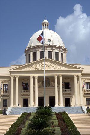 santo: national palace santo domingo dominican republic capital