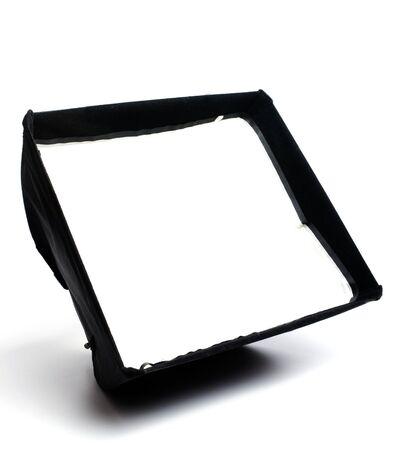 modifying: soft box softbox photographers professional tool for modifying the light