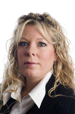 female business executive portrait head shot photo